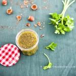 Sommerliche Haselnuss-Sauce