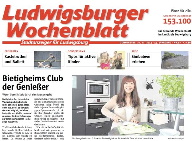 © Ludwigsburger Wochenblatt