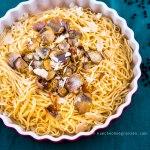 Pasta mit Artischocken und Knoblauch