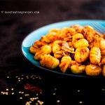 Kimchi-Gnocchi