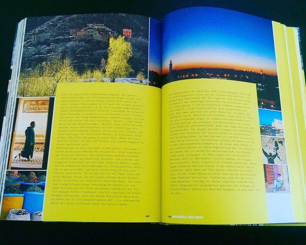 Sichuan-Pfeffer meets Sauerkraut: Qins kulinarische Weltreise - Station Marokko