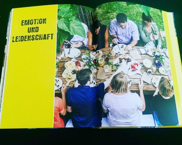 "Sichuan-Pfeffer meets Sauerkraut: Kapitel ""TasteHiker Dinner Club"""